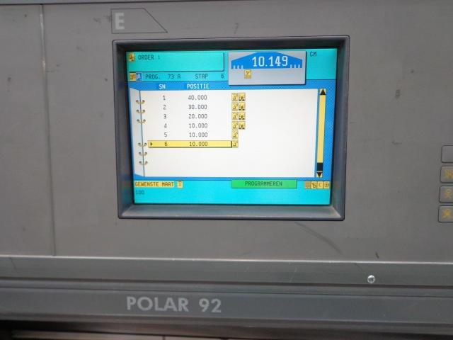 Polar 92 E