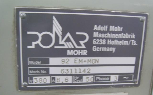 Polar 92 EM MONITOR