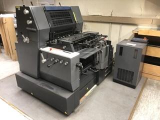 Heidelberg Printmaster - GTO 52