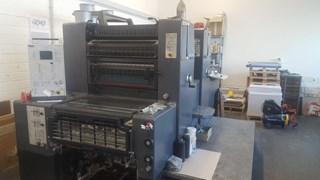 Heidelberg Printmaster 74-2 P