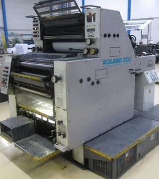 Man-Roland 202 T OB