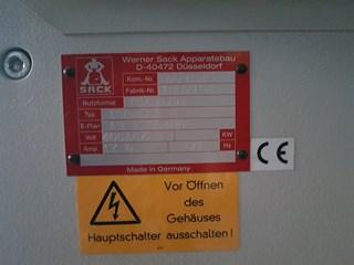 Werner Sack LCX 3