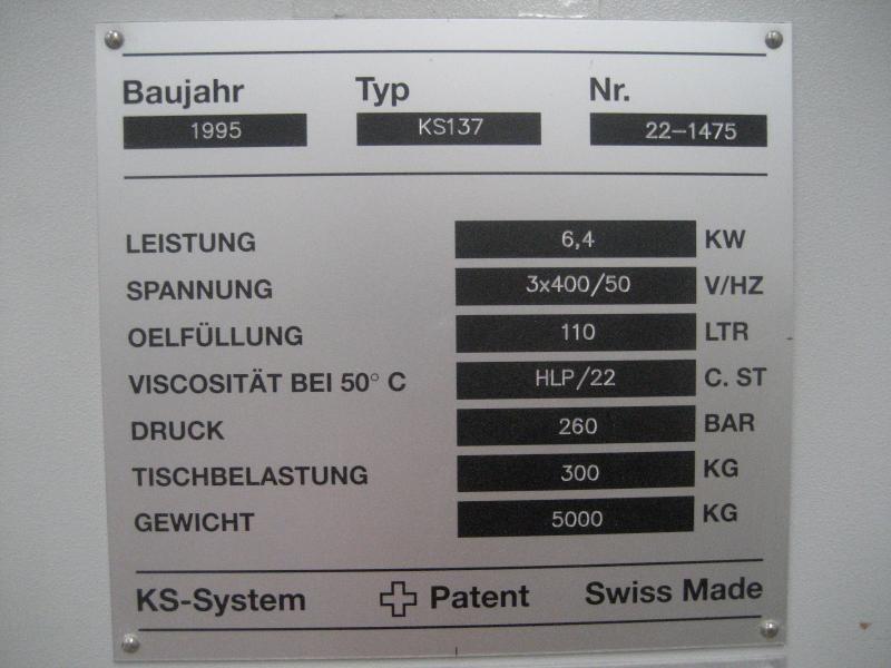 Schneider KS Master 137
