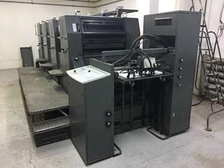 Heidelberg Printmaster PM 74 4