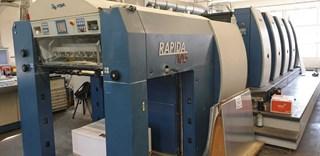 KBA Rapida 105-5 FAPC