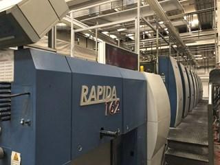Rapida 162A-8 SW4 FAPC