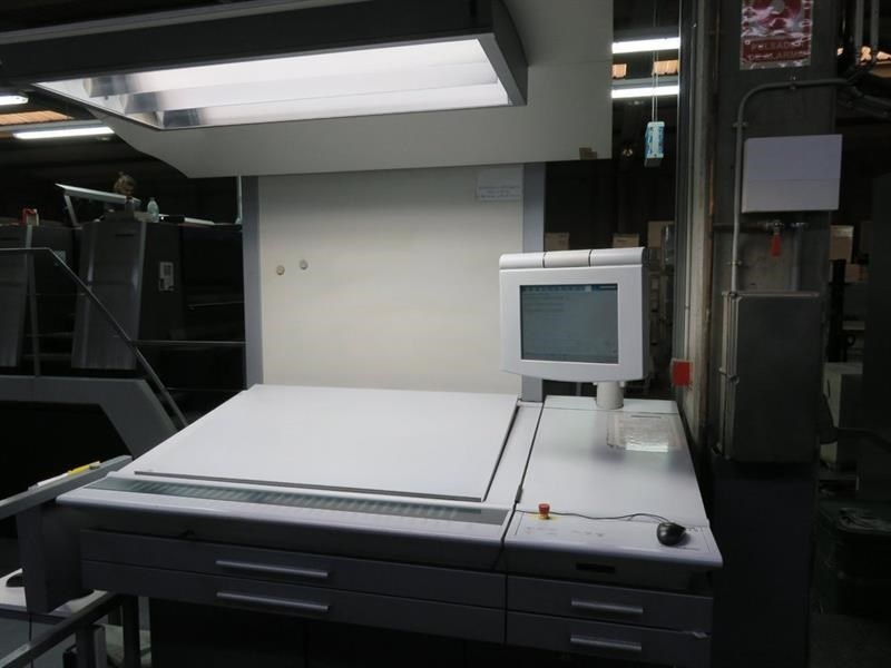 Heidelberg Speedmaster CD 102 6+LX (UV)