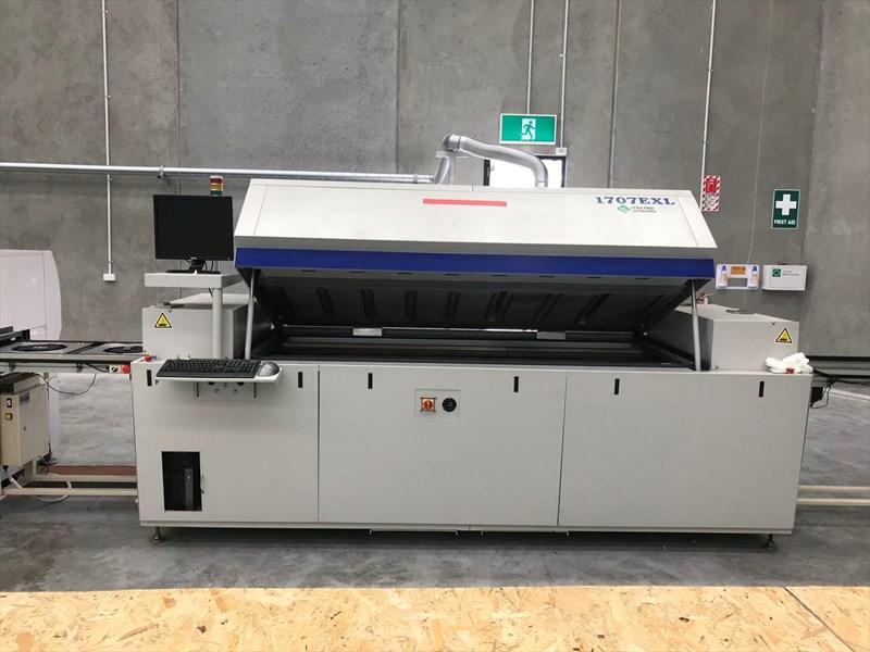 Heller 1707-EXL Oven