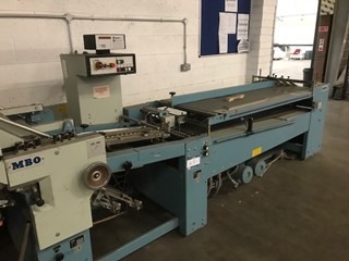 MBO B123 4/4 section folder