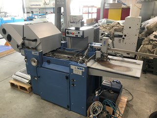 MBO T530/4 section folder with HSS gluing
