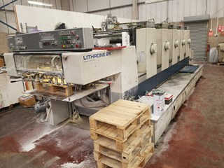 Komori Lithrone L528 ES
