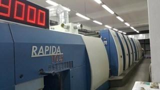 KBA Rapida RA105 8 SW