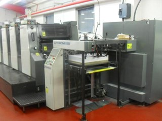 Komori Lithrone L526 ES