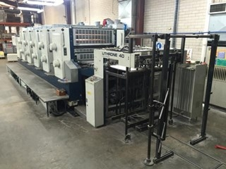 Komori Lithrone L540