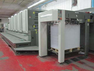 Komori Lithrone LS540+CX (H)