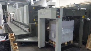 Komori Lithrone L440+C