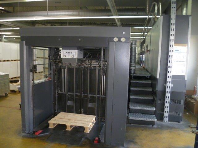 Heidelberg Speedmaster XL 105 10P