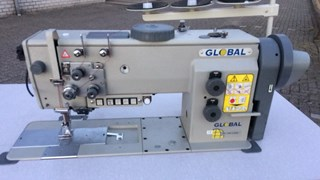 Global   WF1767-2 AUT Industrial Sewing Machine (2 needles)