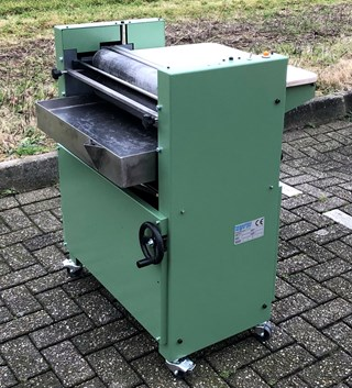 Zechini Record 54 Gluing machine