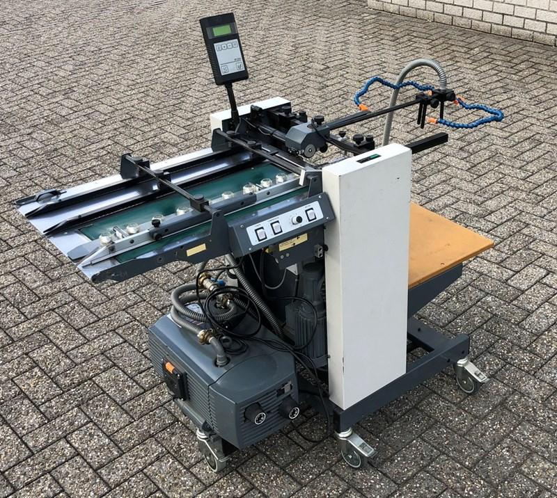 Multigraf BA45 sheet feeder
