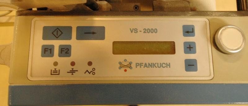 Pfankuch ASB 450-KR Friction feeder