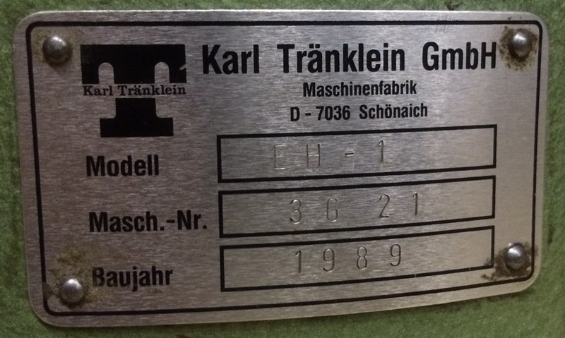 Tranklein EH-1