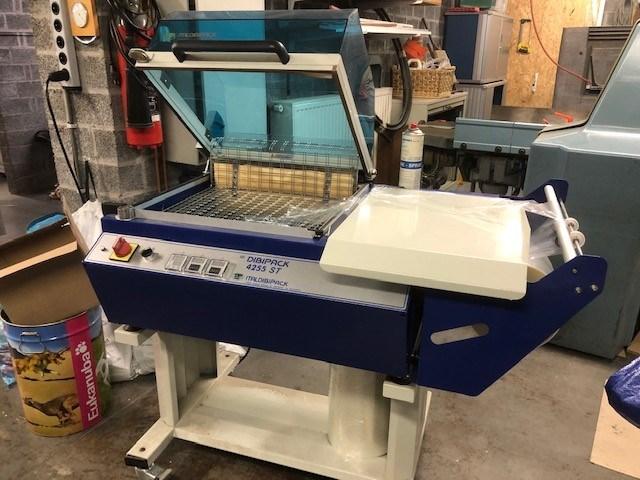 Dibipack 4255 STX Shrink Wrap Machine