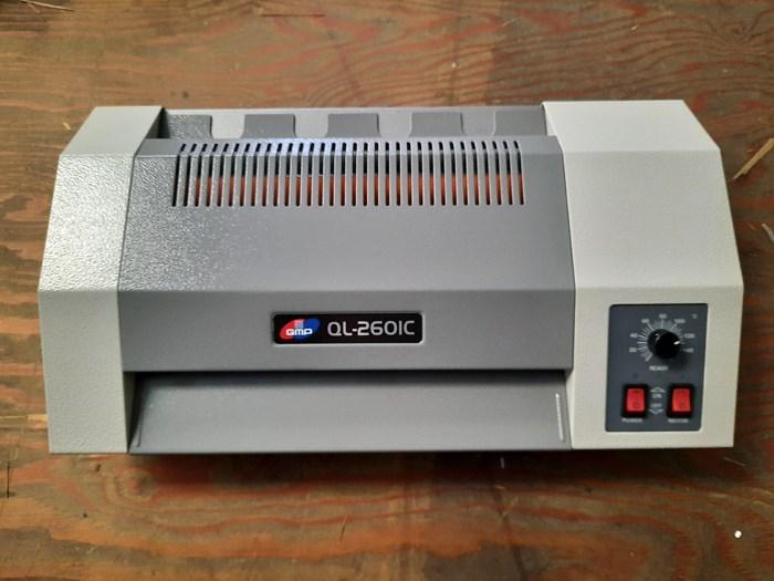 GMP QL 260 IC LAMINATOR