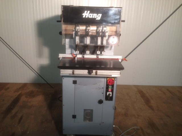 Hang 4-head paper drill