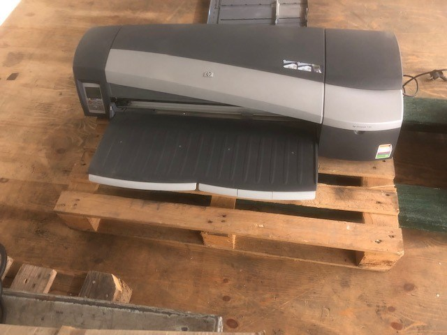 HP Designjet 130 (Showmodel -never used)