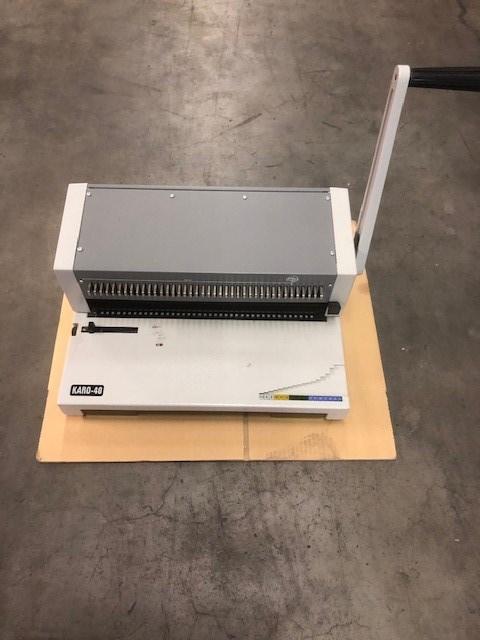 Ibico Karo 40 Wirebinder