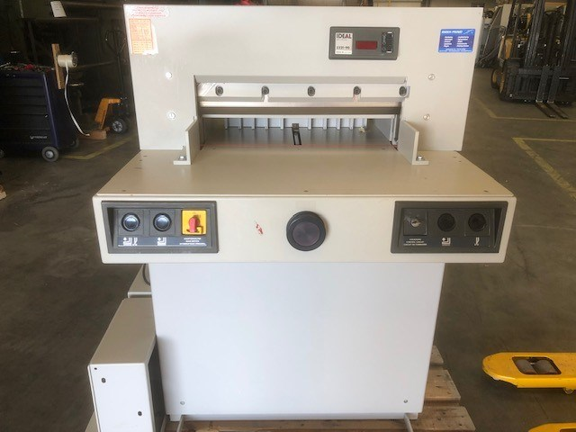 Ideal 5221-90 Guillotine