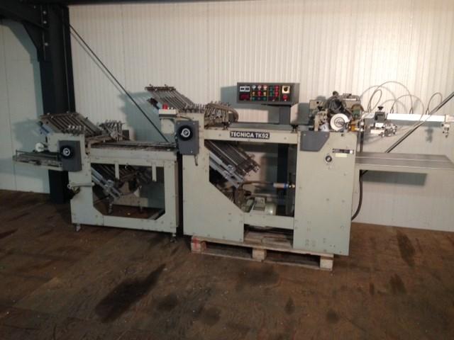 Kobrak Tecnica Folding Machine TK 52-4-4