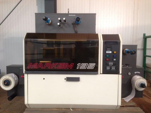 MARKEM 195 - Label Foil Printing