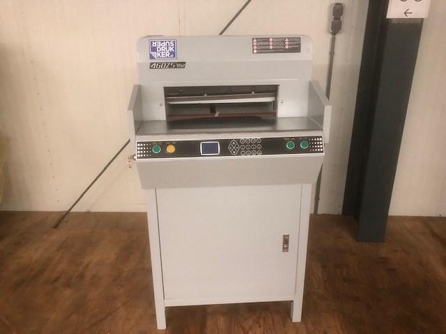 Precis Paper Cutter 460Z5 V8.2