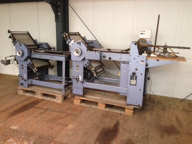 Folding Machine Stahl T 47 FA 4-4