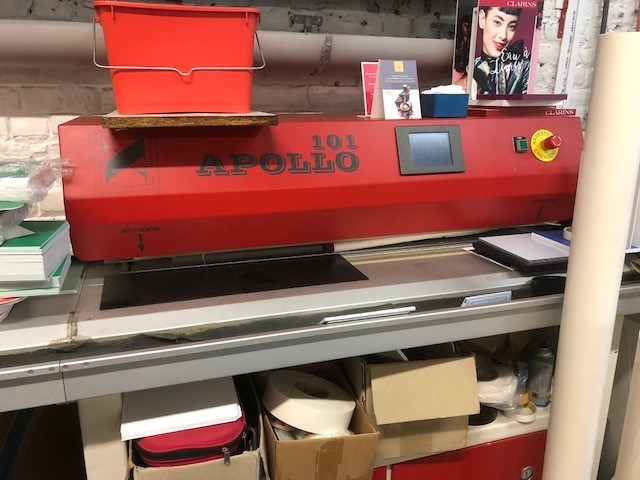 Apollo 101 Welding (Banner) Machine