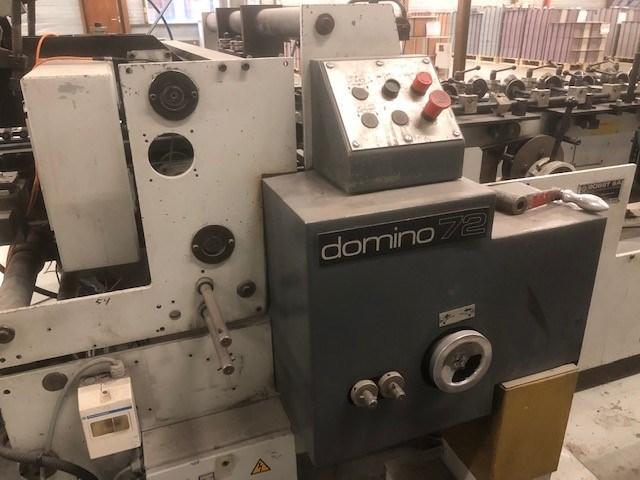 Bobst Domino 72