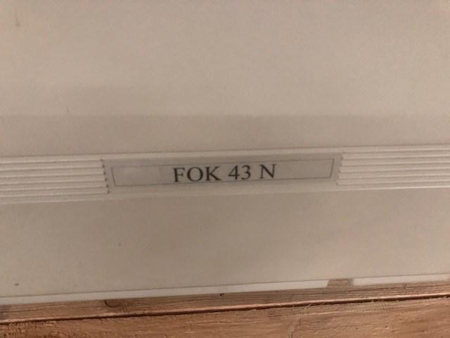 FOK 43 N