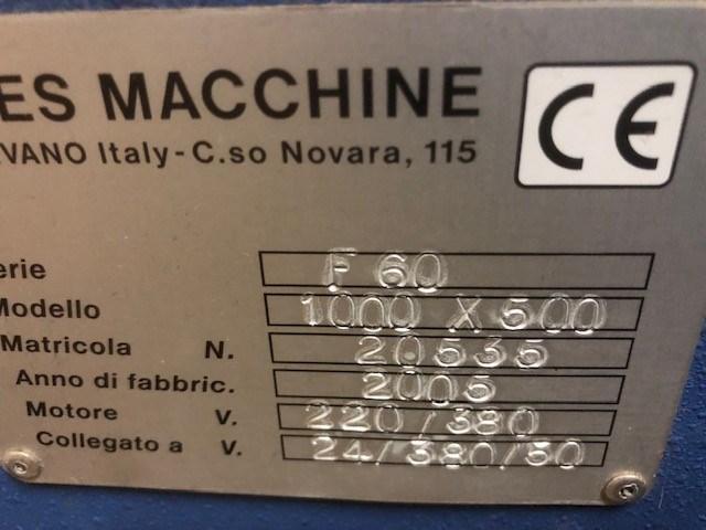 Handsaeme F60 Diecutter For Leather
