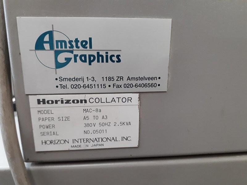 Horizon MAC 8a + SPF10 + FC10