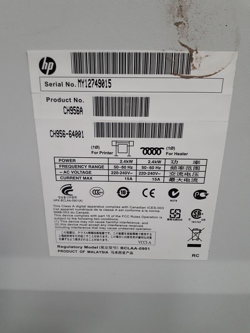 HP (Hewlett Packard) Designjet L25500