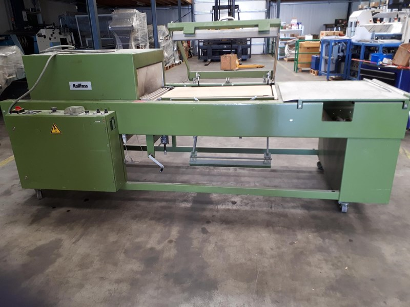 Kallfass KC 8060 Sealmachine