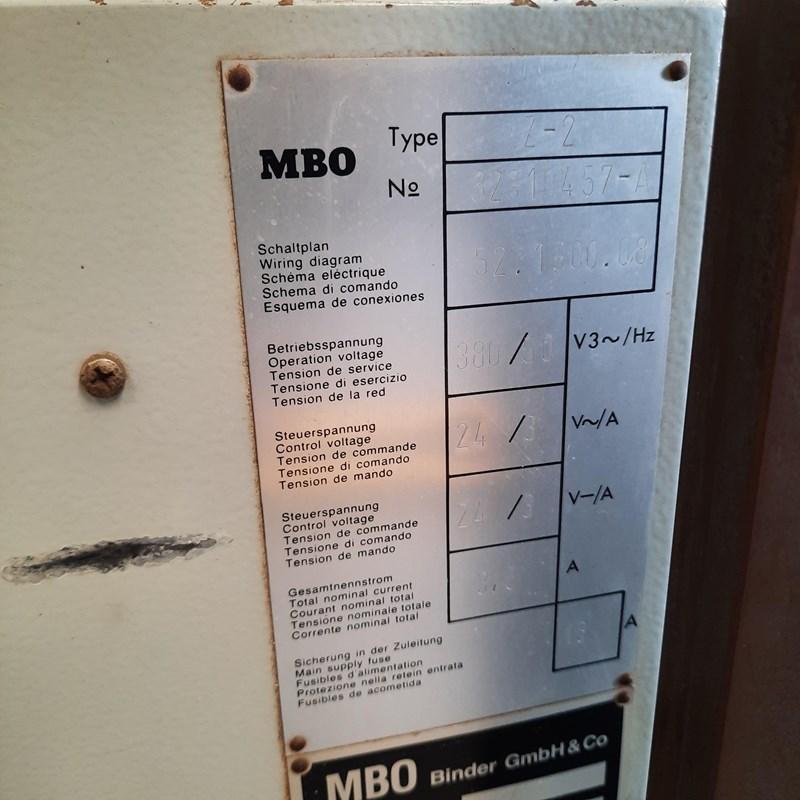MBO Z2 MOBILE Z-KNIFE