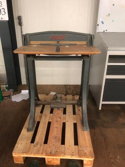 Meteor Perforatingmachine