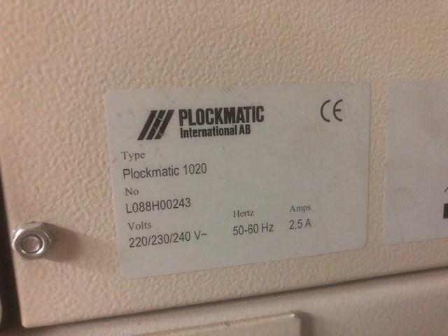 Plockmatic 1020 Binder Pro + 1030 Trimmer