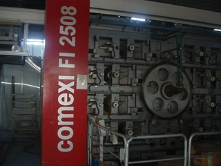 Comexi FI 2508 CNC-GL