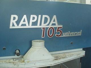 KBA Rapida 105-5+L