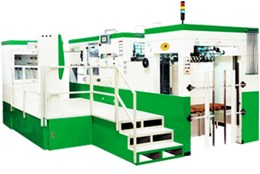 Automatic Foil Stamping With Embossing And Diecutting Platen BD-1050CSF