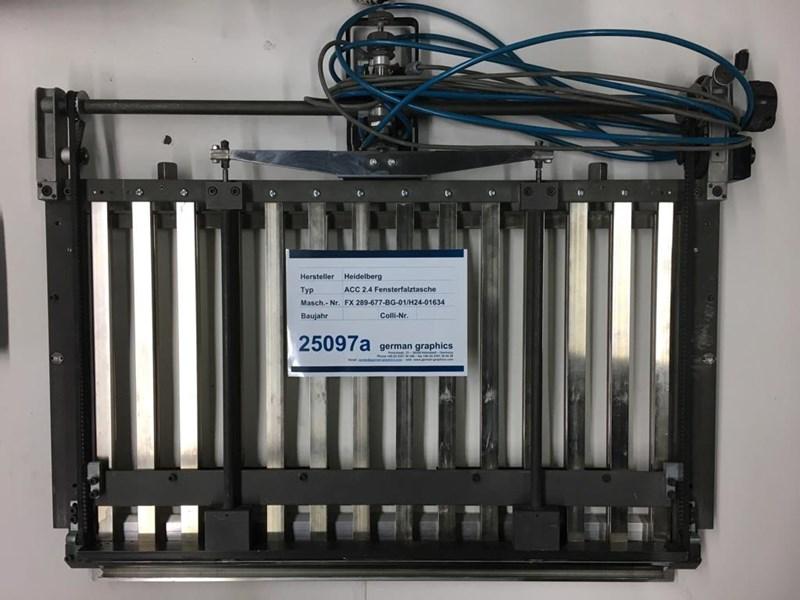 Heidelberg gate fold unit for KD/TD 66